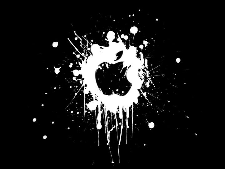 Black-Apple-Vector-HD-Wallpaper-720x540